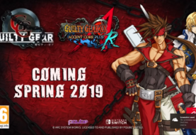 Arc System Works and PQube announce Guilty Gear 20th Anniversary Edition - News
