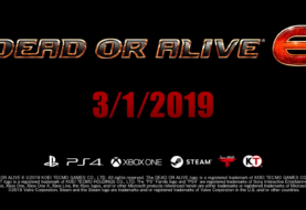 Team NINJA Announces DEAD OR ALIVE 6 Deluxe Demo, World Championship, and SNK Collaboration - News
