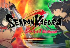 Senran Kagura: Burst Re:Newal - PC Review