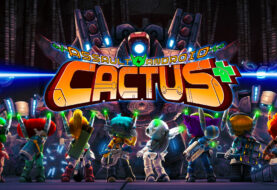 Assault Android Cactus+ Comes to the Switch March 8th!