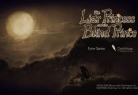 Liar Princess and the Blind Prince - PS4 Review