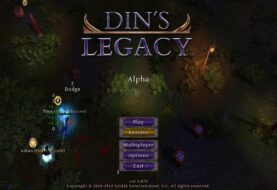 Din's Legacy - PC Preview