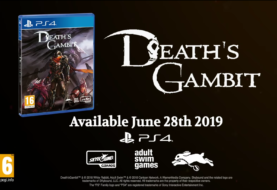 Death's Gambit Coming to Retail Stores in June on the PS4