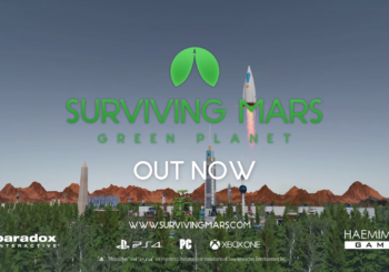 Surviving Mars Gets Green with New DLC!
