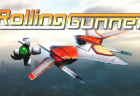 Rolling Gunner Releases June 20th for the Switch!