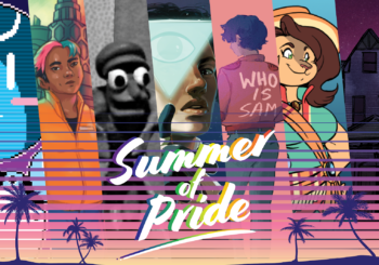 Celebrating Summer of Pride on Twitch
