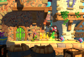 New Yooka-Laylee and the Impossible Lair Trailer Shows Alternate Levels