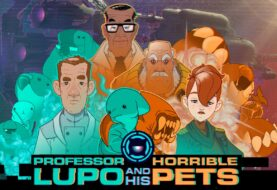 Professor Lupo and his Horrible Pets - Switch Review