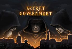 Secret Government Launching into Early Access in October!