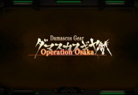 Damascus GEAR: Operation Osaka - Switch Review