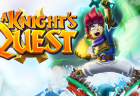 A Knight's Quest Launches This Fall