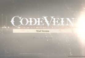 Code Vein: Trial Version - PS4 Preview