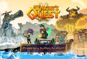 A Knight's Quest - Switch Review