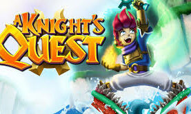 A Knight's Quest Releases Today!