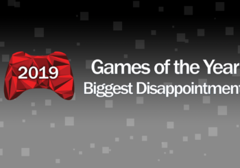 Games of the Year 2019 - Biggest Disappointment
