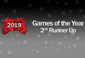 Games of the Year 2019 - 2nd Runner Up
