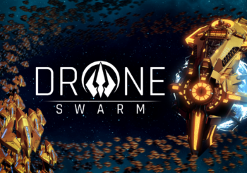 Upcoming Real Time Strategy Game: Drone Swarm
