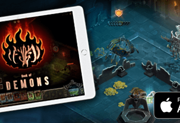 Book of Demons Available for Pre-Order on iPad!