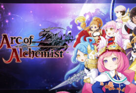Arc of Alchemist - Switch Review