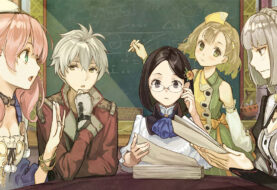Atelier Escha & Logy: Alchemist of the Dusk Sky DX  - Switch Review