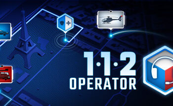 112 Operator Launches in April on Steam!