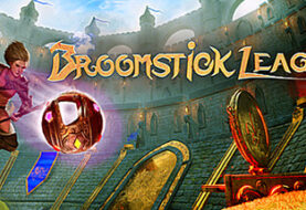 Broomstick League Available Now on Steam!
