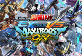 Coming Soon to PlayStation 4: MOBILE SUIT GUNDAM EXTREME vs MAXI BOOST ON