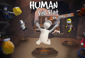 'Thermal' Out Now! - Human: Fall Flat Competition Winning Level