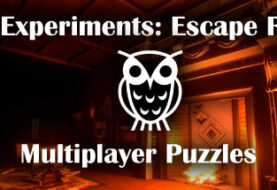 Launching in Early Access - Mad Experiments: Escape Room