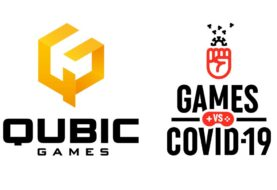 QubicGames Raising Money Against Covid-19 with Anniversary Sale!