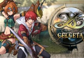 Ys: Memories of Celceta Launching for PlayStation 4 on June 9th