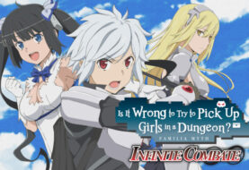 Release date for 'Is It Wrong To Try To Pick Up Girls In A Dungeon? - Infinite Combate' announced
