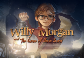 Willy Morgan and the Curse of Bone Town Coming to Steam