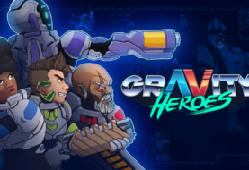 Gravity Heroes Announced for PC, PS4, and Xbox One!