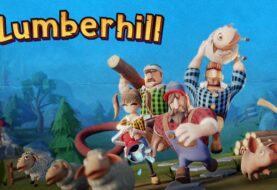 Try Lumberhill demo for the first time during Steam Game Festival - Summer Edition and win the full game!