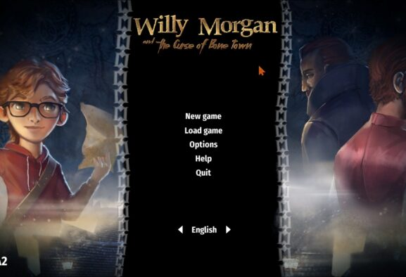 Willy Morgan and the Curse of Bone Town - PC Preview