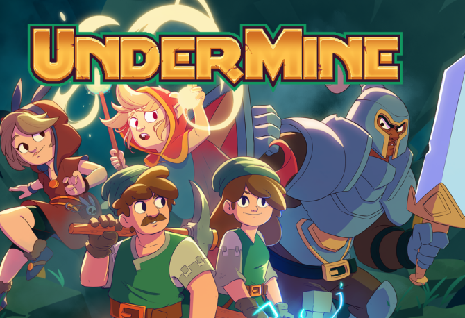 Undermine Releasing for Xbox One and PC in August!