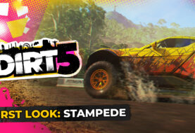 New Stampede and Icebreaker Gameplay Videos for DIRT 5