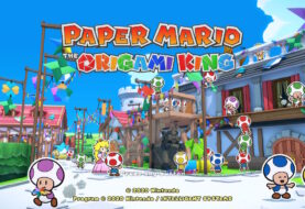 Paper Mario: The Origami King - Switch Review