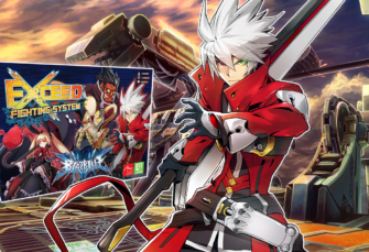 Level 99 Games announces BlazBlue addition to the EXCEED Fighting System