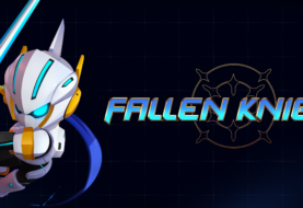 Side Scrolling Action Platformer Fallen Knight Announced