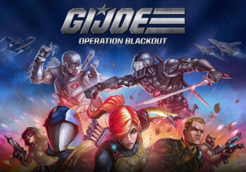 GI Joe: Operation Blackout Coming in October