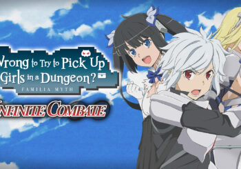 Is It Wrong to Try and Pick Up Girls in the Dungeon? Familia Myth Infinite Combate - Switch Review
