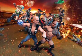 WWE 2K Battlegrounds - XB1 Review
