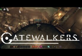 Gatewalkers, The Action RPG Releasing for Xbox One and PlayStation 4!
