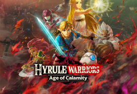 Hyrule Warriors: Age of Calamity Announced for Nintendo Switch!