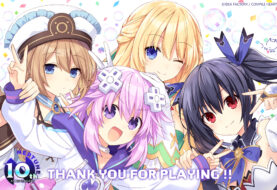 Hyperdimension Neptunia: The Animation - Anime Review