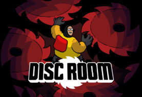 Disc Room - Switch Review