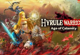 Hyrule Warriors: Age of Calamity Out Now on Nintendo Switch!
