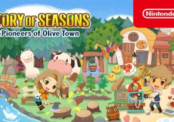 Story of Seasons: Pioneers of Olive Town Out on Nintendo Switch!